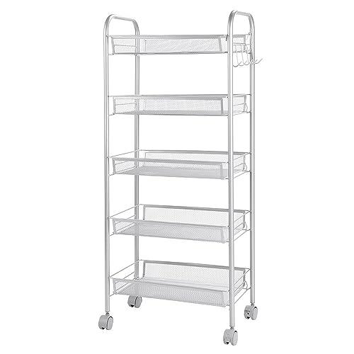 Storage Cart for Bathroom: Amazon.com