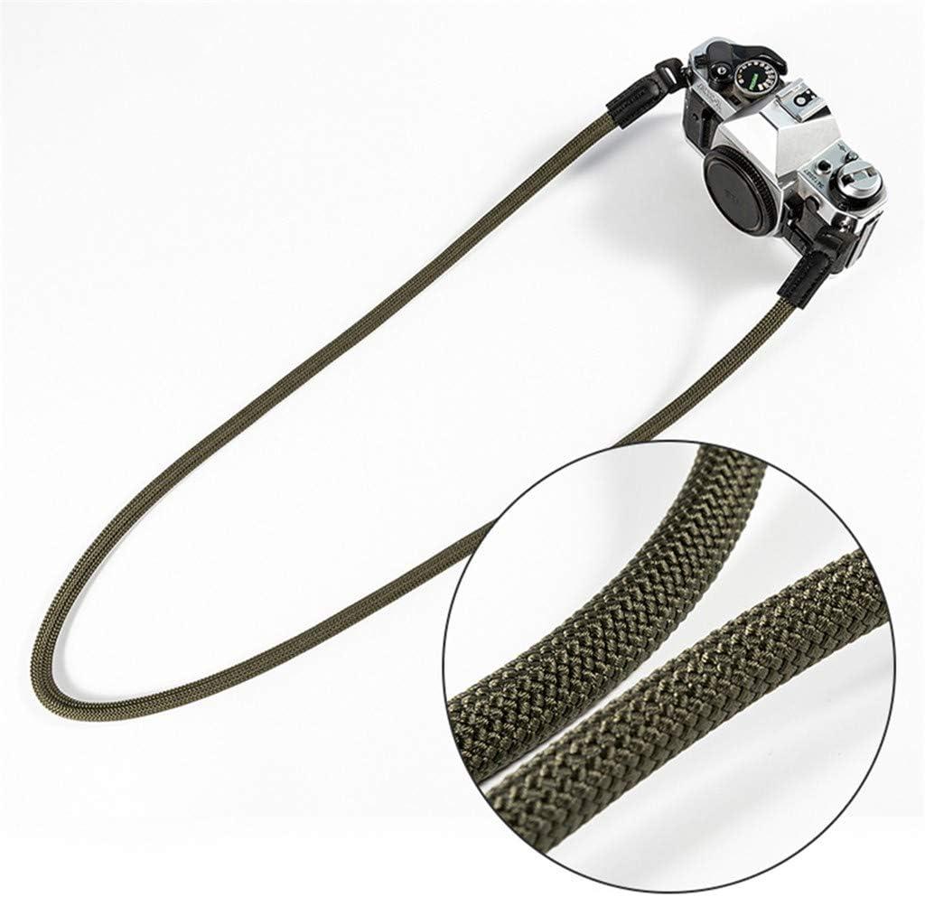 Cathy Clara Camera Shoulder Strap Adjustable Nylon Sling Camera Neck Strap Shoulder Belt for DSLR SLR Camera 39.3inches