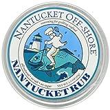 Nantucket Off-Shore Nantucket Rub, 1.5-Ounce Tins (Pack of 6)