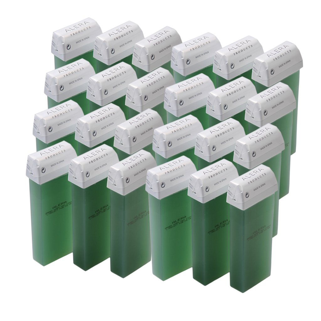 Alera Products Roll On Standard, Green, 24 Pack