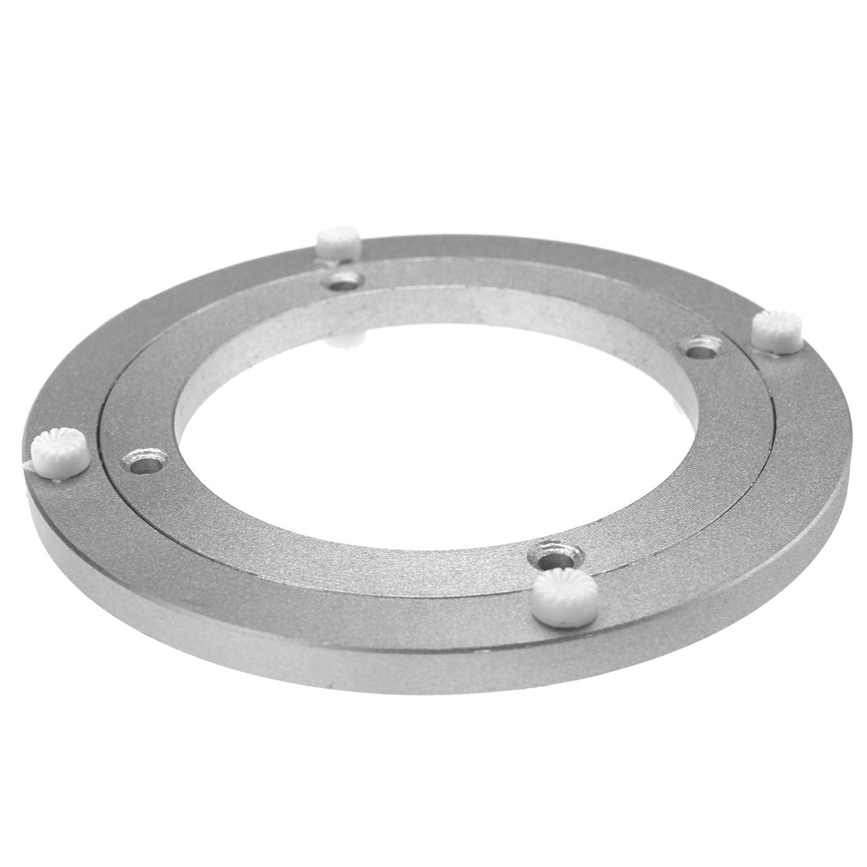 OTOTEC - Plato Giratorio Giratorio de Aluminio para Tocadiscos ...