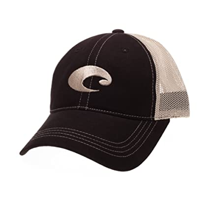 Amazon.com  Costa Del Mar Mesh Hat 1860562948fa