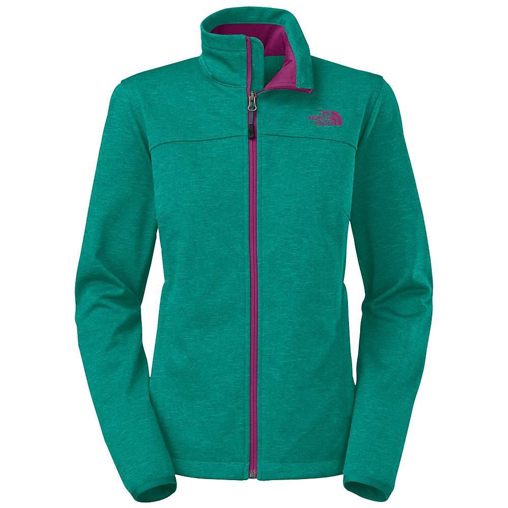 6fec8e98ccf4b Products on Sale Are Discontinued Styles or Colors. The North Face Women s  Canyonwall Jacket is a durable fleece jacket for bouldering