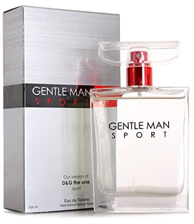 db30089dca9032 Amazon.com   Gentleman Sport - Our Version of Dolce and Gabbana The One  Sport 3.4oz   100ml   Beauty