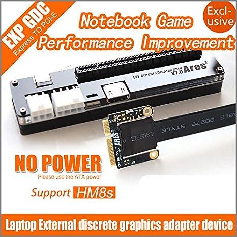 accessgood EXP GDC Laptop External PCI-E Graphics Card