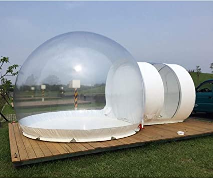 Foammaker Inflatable Eco Home Tent DIY House Dome Camping