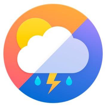 Amazon com: Weather App - Lazure: Forecast & Widget