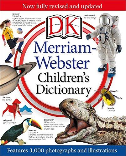 Merriam-Webster Children's Dictionary Features