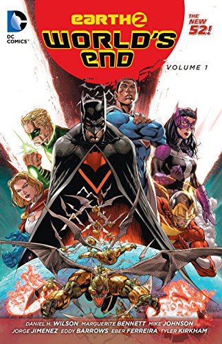Book Cover: Earth 2: World's End Vol. 1