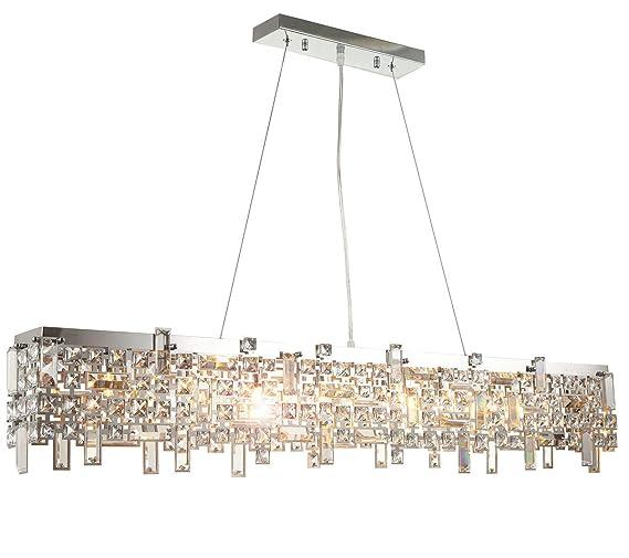 Lujo LED Diseño Araña Cristal Colgante colgante con cristales colgante de cristal K9 lámpara de araña