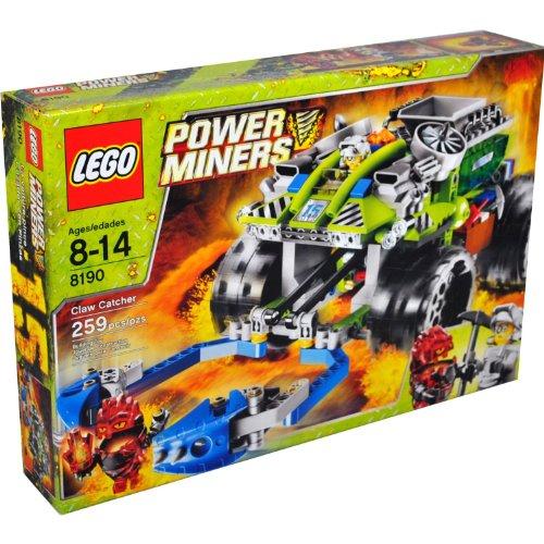 LEGO Power Miners Claw Catcher 8190
