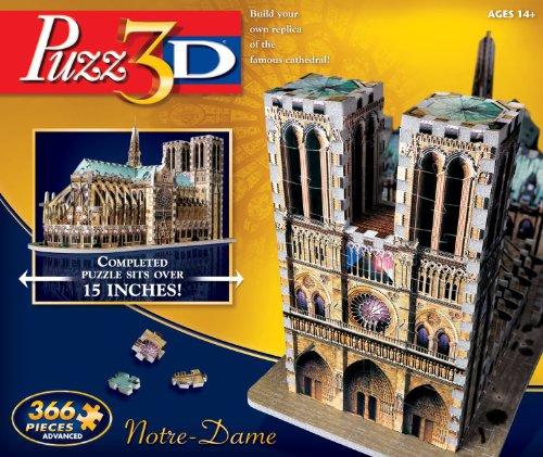 advanced 3d puzzles - 3