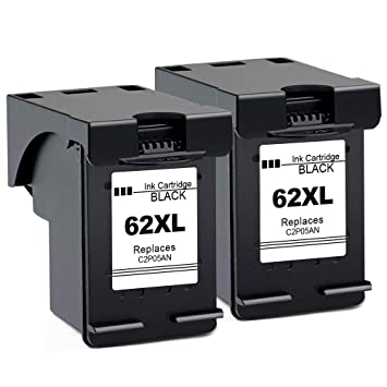 Gmoher Remanufacturado Cartucho de Tinta para HP 62XL 62 Alta ...