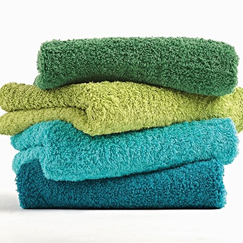 Super Pile Towels by Abyss - Salmon - Bath Sheet 40x72