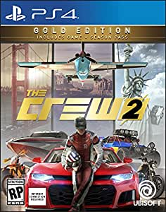 the crew 2 gold edition includes steelbook extra. Black Bedroom Furniture Sets. Home Design Ideas