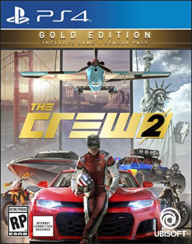 Ford Street Racing (The Crew 2 Gold Edition - PlayStation 4)
