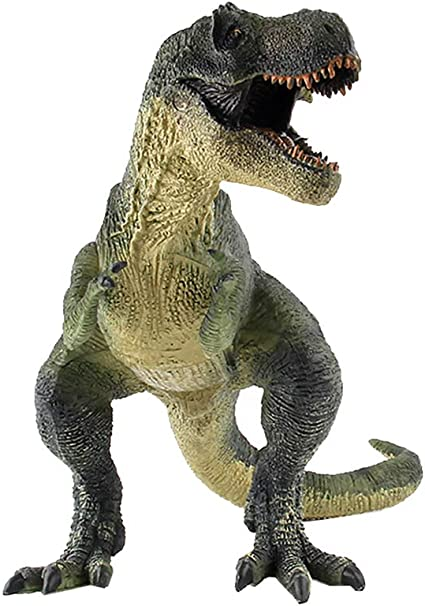 Educational Dinosaur Figure T-Rex Figurine Toys for Kids Birthday Home Party Decorations willway 12 inch Large Dinosaur Toy Tyrannosaurus Rex