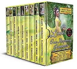 Image result for Love, One Regency Summer - A Regency Romance Summer Collection: 9 Delightful Regency Summer Stories (Regency Collections Book 10)