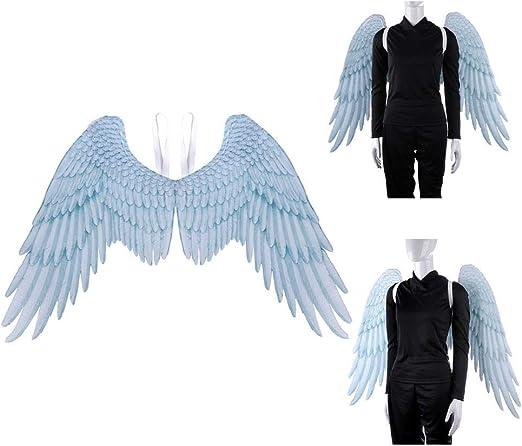 Alas de ángel Cosplay Performance Prop Disfraces de Fiesta de ...