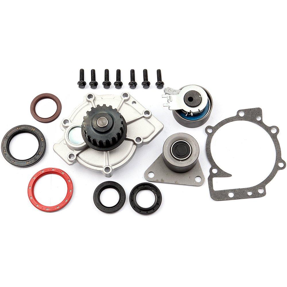 ECCPP Timing Belt Water Pump Kit Fits Volvo C70 S40 S60 S70 S80 V40 V50 V70 XC70 XC90