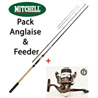 Mitchell Pack Complet Pêche Anglaise Feeder Pro