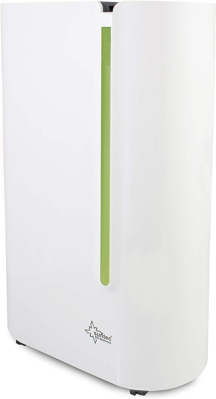 SUNTEC Deshumidificador portatil para Combatir la Humedad y el Moho   Deshumificador electrico Permite un Aire Limpio   con Filtro Antihumedad y antimoho de Recambio   Dryfix Lumio 20 litros