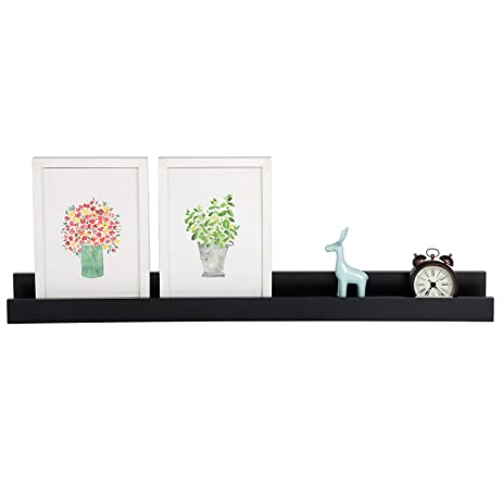 Amazon.com: WOLTU Floating Wall Ledge Shelf for Picture Frames ...
