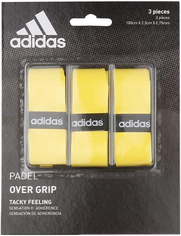 adidas Pádel OV - Set overgrip, Color Naranja, Talla única: Amazon ...