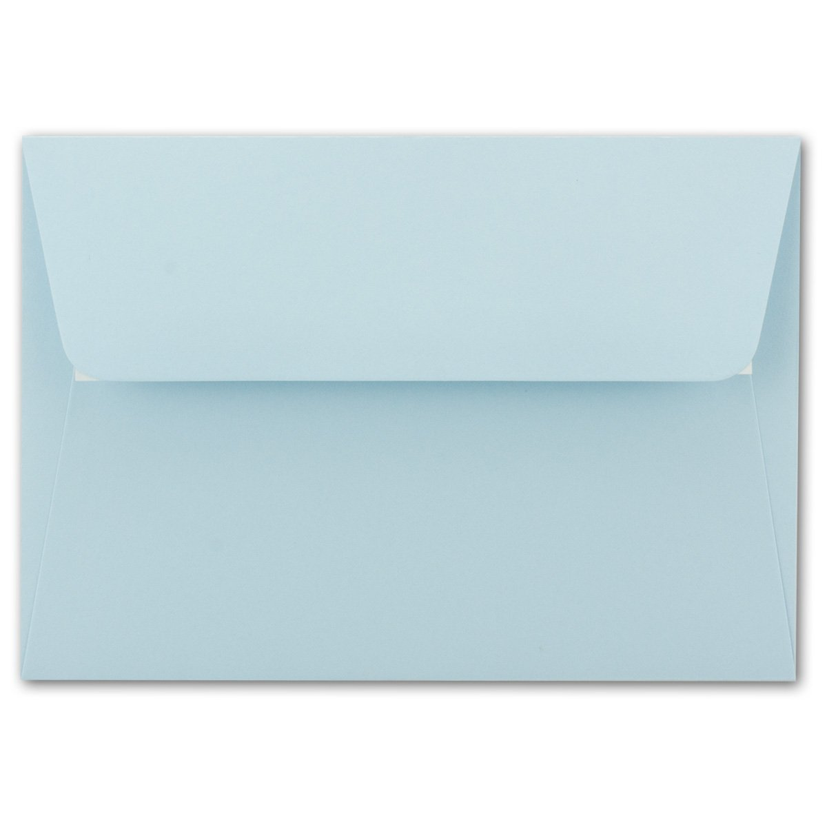 200x Brief-Umschläge B6 - Naturweiss - - - 12,5 x 17,5 cm - Haftklebung 120 g m² - breite edle Verschluss-Lasche - hochwertige Einladungs-Umschläge B078HCF8V8 | Genial  2c9061