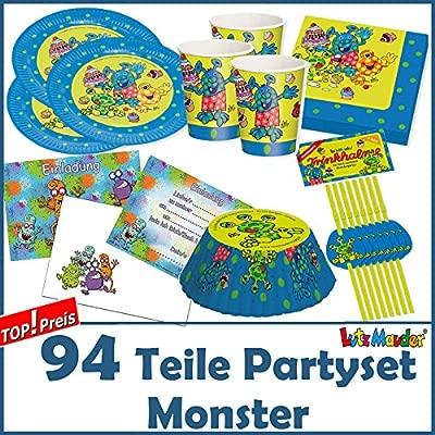 Mauder - Juego de accesorios para fiestas y cumpleaños ...