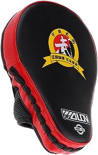 Patte d'Ours Gant Formation Muay Thai MMA Boxe Karaté TKD - Rouge Phenovo
