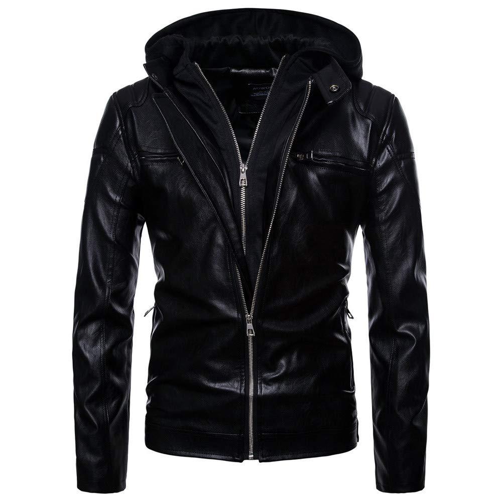 新しいブランド Dacawin OUTERWEAR Dacawin ブラック メンズ B07JHQX551 ブラック OUTERWEAR Large, ロンドベル(LONDBELL):0338a13c --- beyonddefeat.com