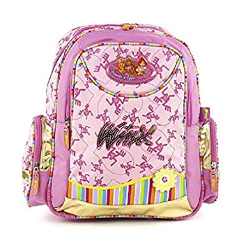 Target Winx Club Friends Forever Backpack Mochila Escolar, 39 cm, Rosa (Pink): Amazon.es: Equipaje