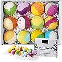 Aprilis 12-Pc. Handcrafted Vegan Bath Bombs Gift Set