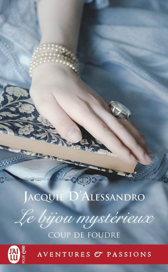 Coup de foudre - Tome 2 : Le bijou mystérieux de Jacquie d'Alessandro 61nv7OZODBL
