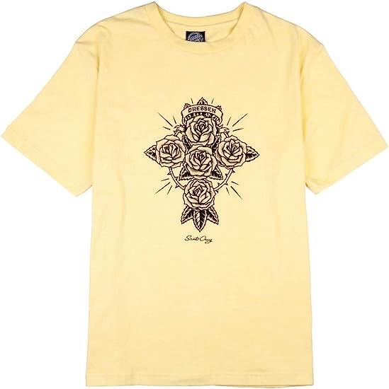 t shirt santa cruz femme