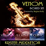 Venom Boxed Set (Vampires and Rock Stars) | Kristen Middleton,K.L. Middleton