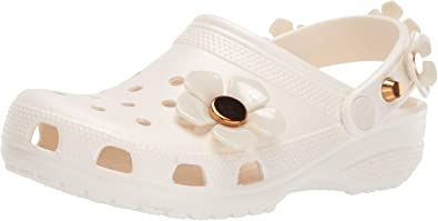 Crocs Classic Metallic Blooms Clog U