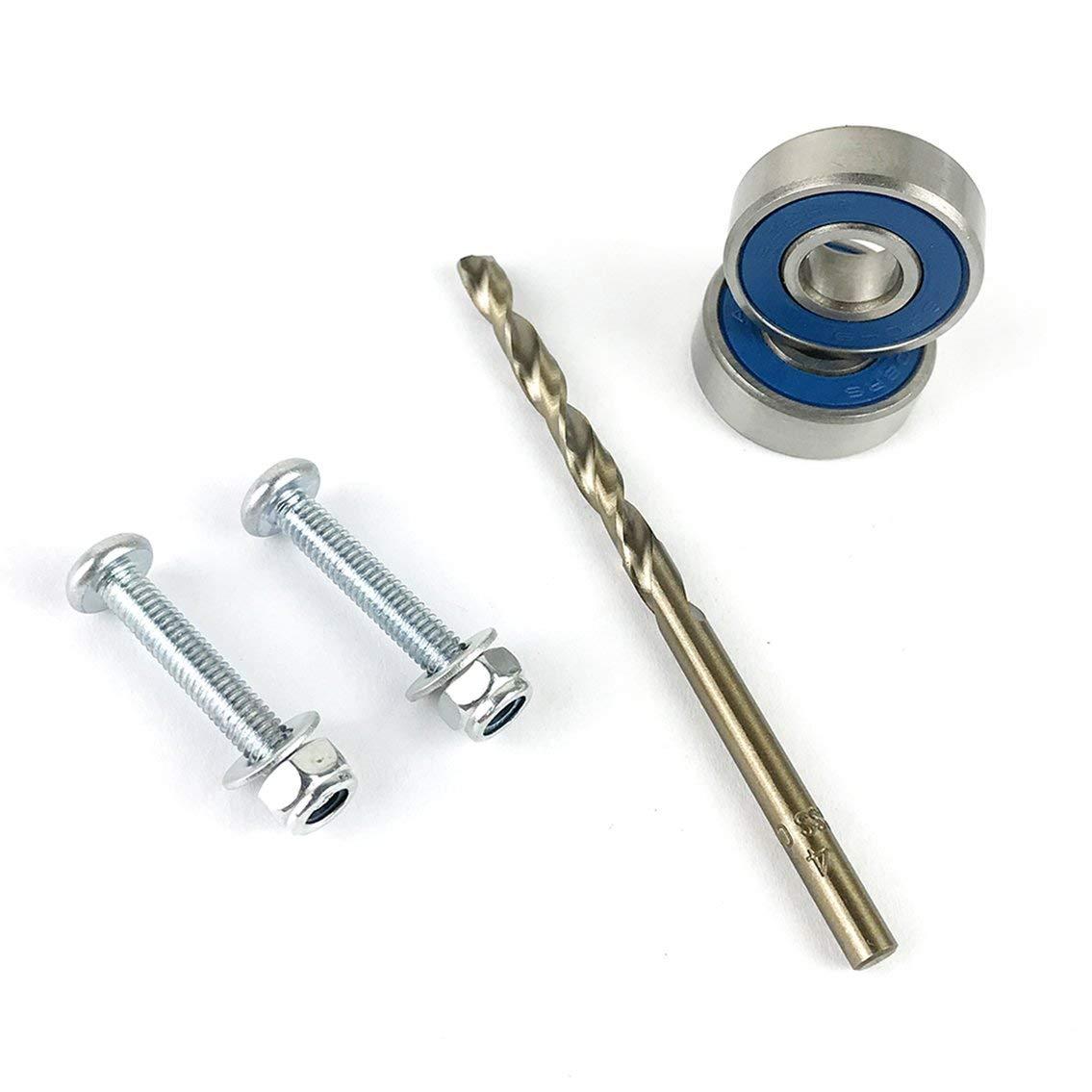 ... del limpiaparabrisas Kit de reparación de cojinetes Herramienta ajustada Renault Grand Scenic Repair Tool (plateado y azul): Amazon.es: Electrónica
