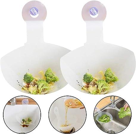tappo per lavandino autoportante filtro per lavello da cucina per il bagno della cucina Filtro anti intasamento per lavello