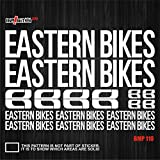 bicycle bike frame sticker restoration tube pedal hub rim wheel cyle mtb bmx road White - Bmp-110