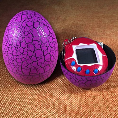 MYEDO Crack Egg Tumbler Toys Virtual Digital Pet