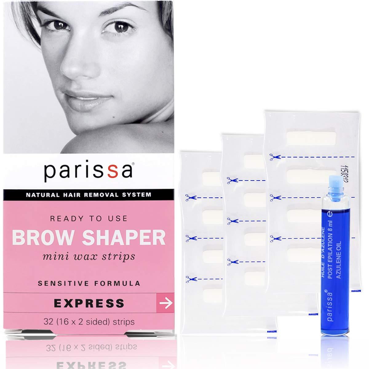 Parissa Eyebrow Shaper Wax Strip