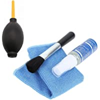 Syga Cleaning Kit for DSLR Cameras and Sensitive Electronics (Medium, Multicolour)