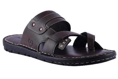 Amster Men's Italian Leather Sandals