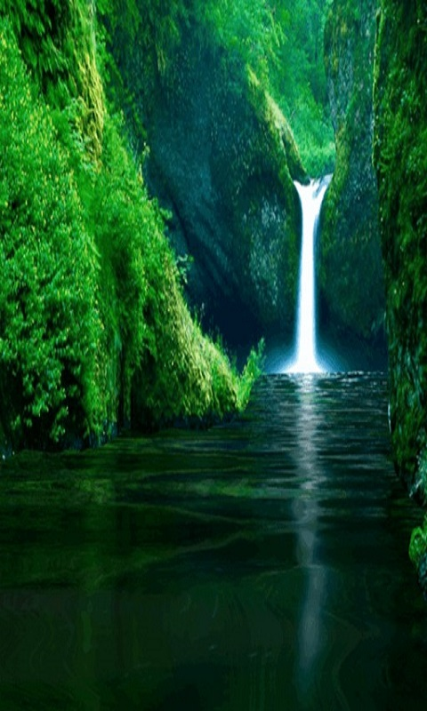 Amazing waterfall live wallpaper appstore for android - Amazon wallpaper hd ...