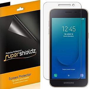 (6 Pack) Supershieldz for Samsung Galaxy J2 Dash Screen Protector, High Definition Clear Shield (PET)