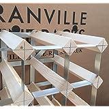 Cranville Wine Rack Etichetta Protezioni