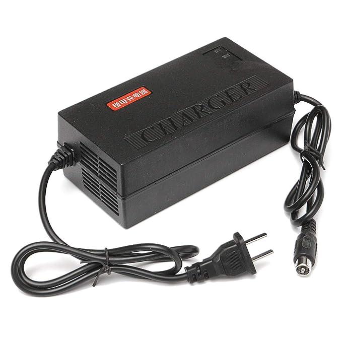 Cargador de batería de 48 V, 2,5 A, equipo de carga de ...