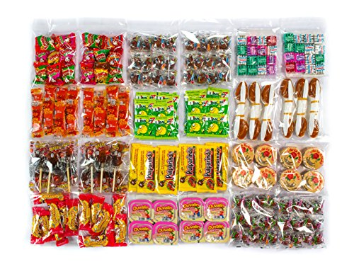 - Mexican Candy Variety Pack (Over 200 pieces)